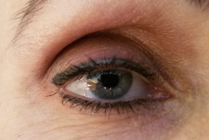 healed upper lower eyeliner